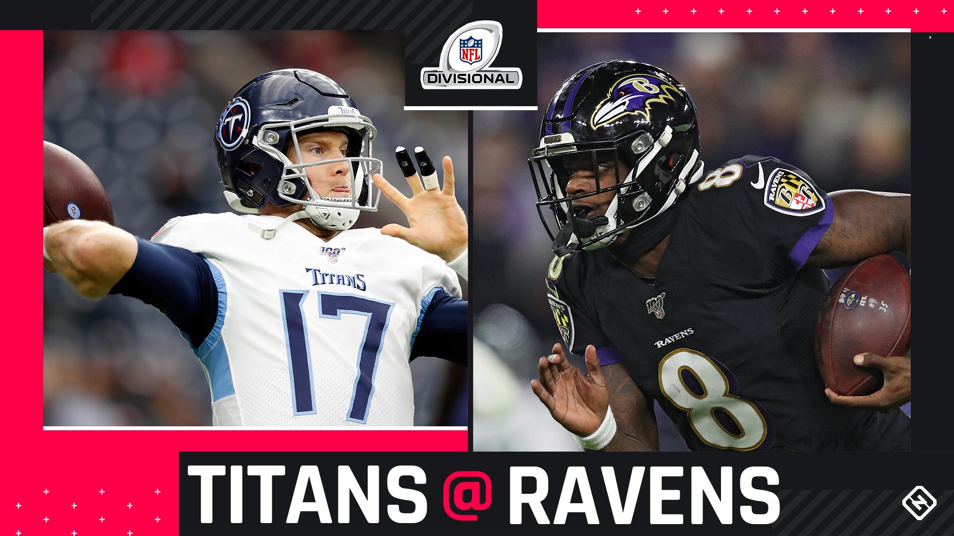 Ravens vs. Titans odds, prediction, betting trends for NFL