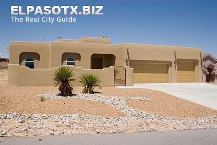 Desert Landscaping Good Idea El Paso With Images Desert