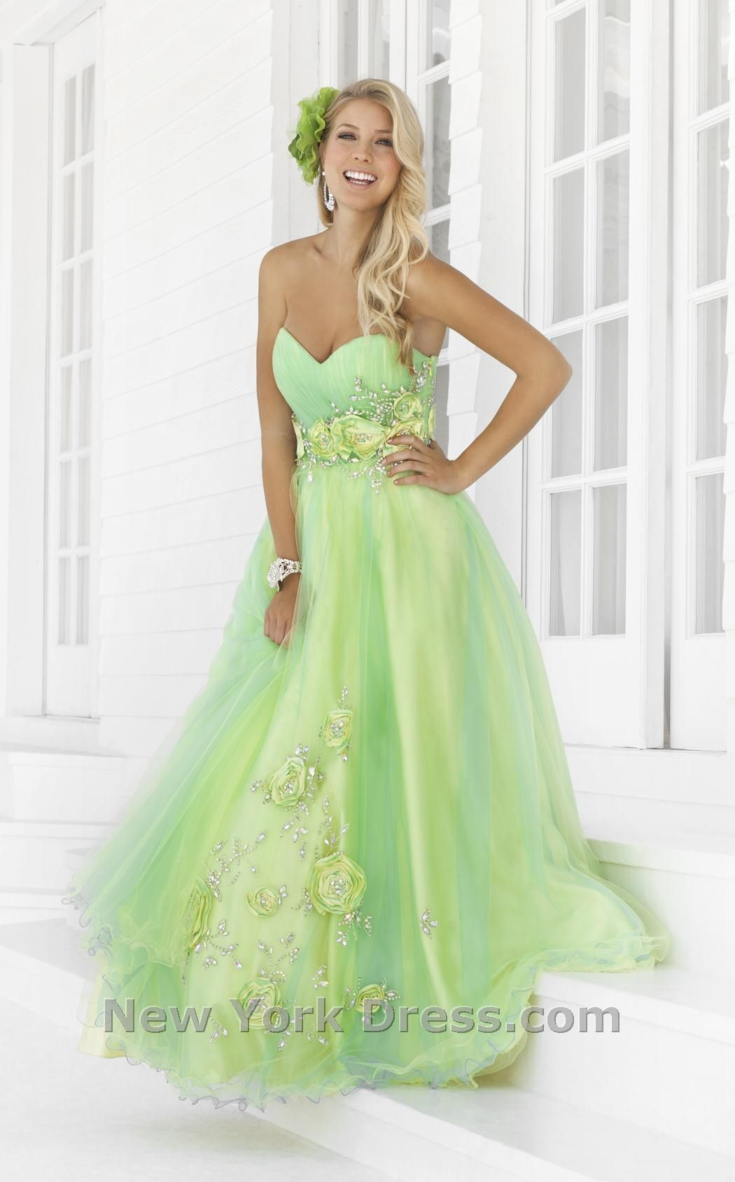 The lime green seems weird at first but i actually like all the