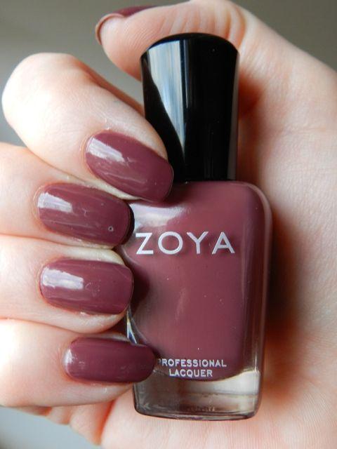 Zoya Coco Nail Polish Colors Zoya Nail Polish