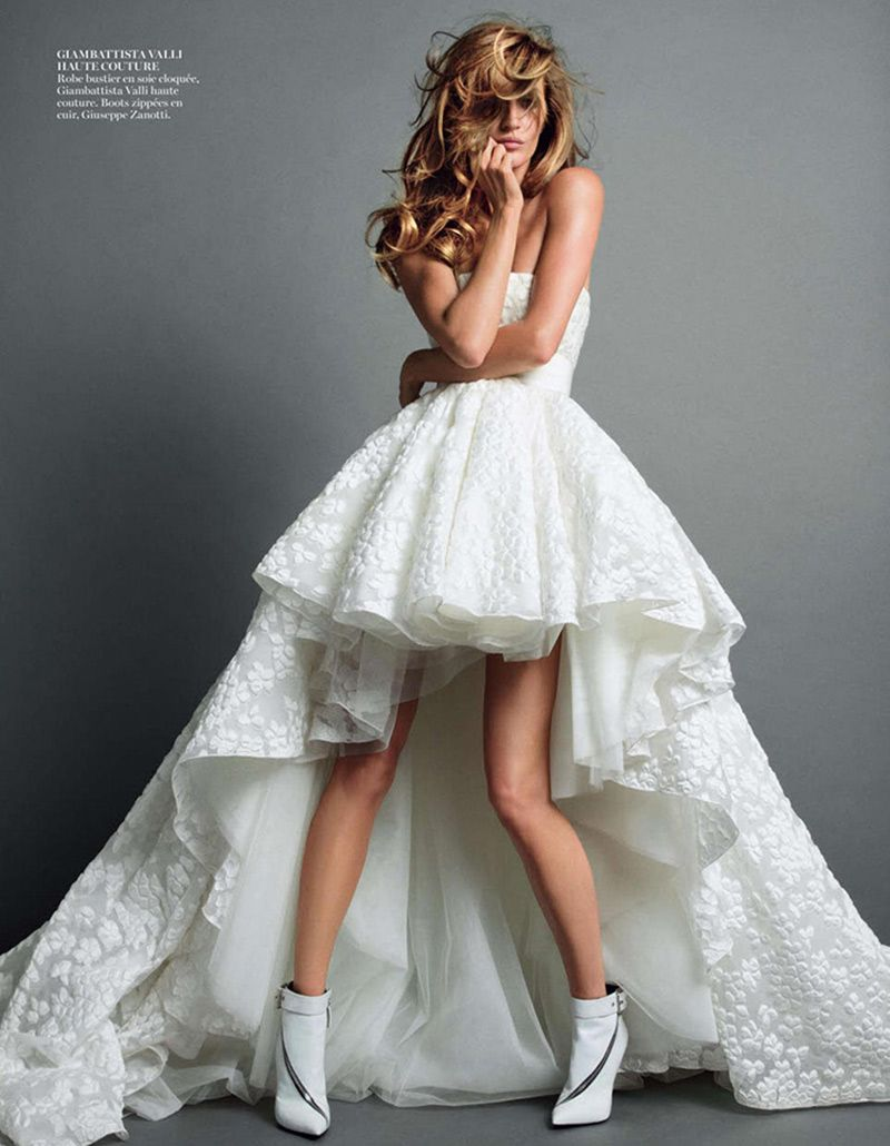 Gisele bundchen giambattista valli dream wedding ideas