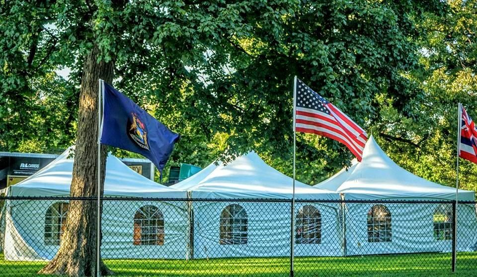 Tents For Evergreen Cemetery 8 27 16 Palaceevents