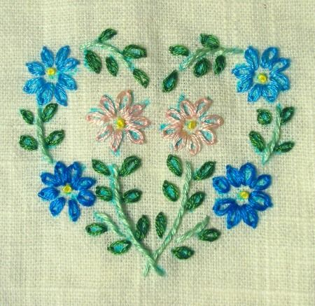 20 Beautiful Hand Embroidery Designs Pinterest Hand Embroidery