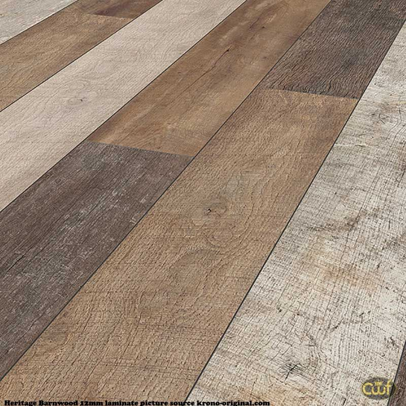 Heritage Barnwood 12 Mm Ac5 Made In Germany By Kronospan Carolina Floor Covering Barn Wood Flooring Hardwood Floors