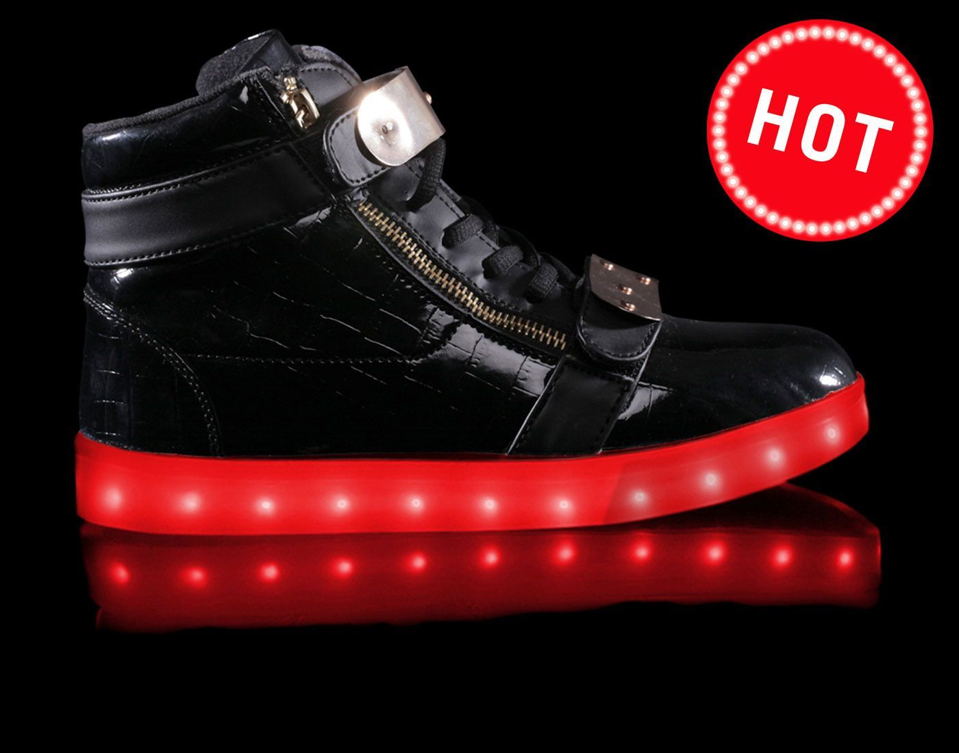 Hoverkick Womens Orion (Black) with Remote Control