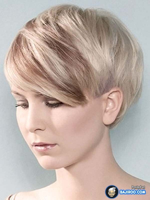 Two Tone Blonde Hair Color Ideas The 30 Hottest Short Hair Color