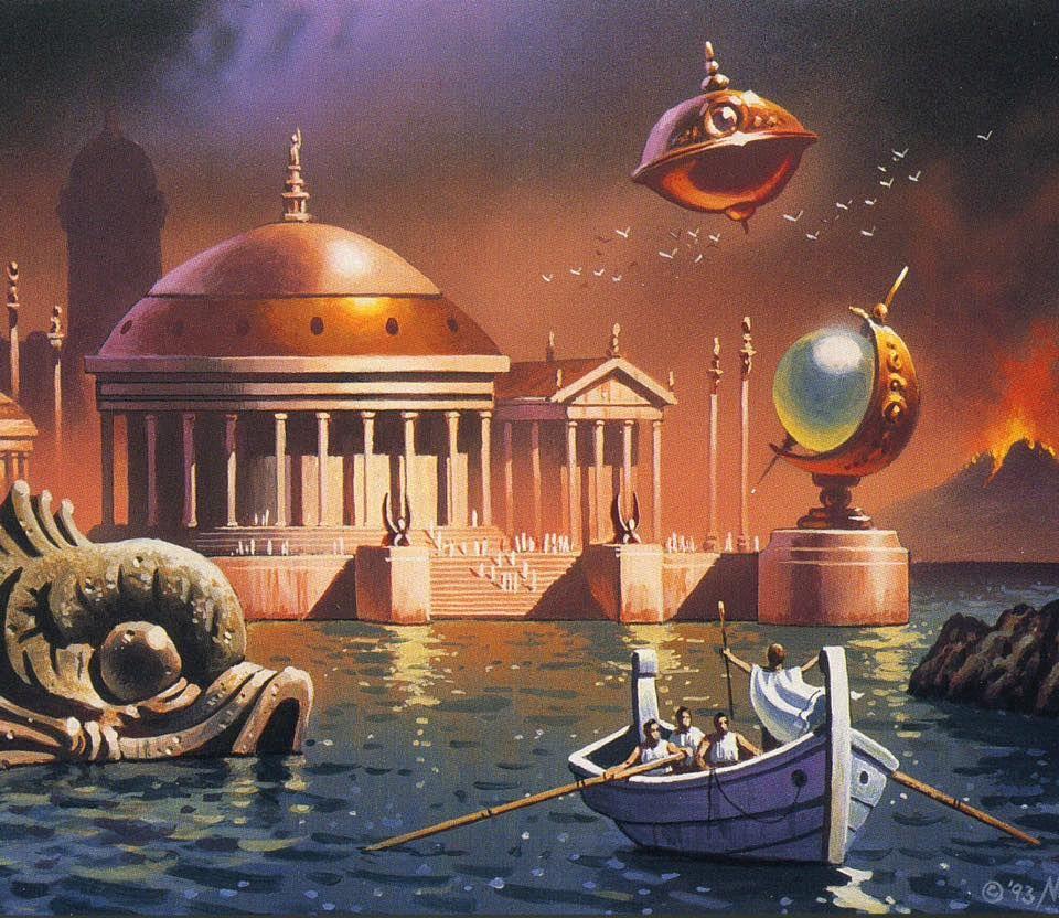 (99) Wisdom School of Atlantis