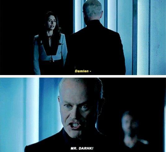 #Arrow - Damien Darkh #Season4 #4x03