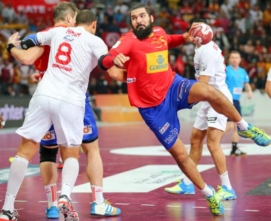 España se planta en Cuartos de Final con treinta minutos de ...
