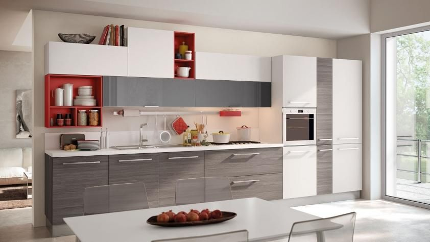 17 Best images about cucine on Pinterest | Modern kitchen cabinets ...