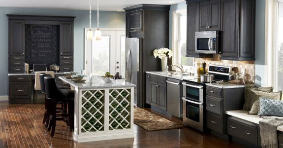Best Cabinets Cabinet Color Diamond Reflections Henderson 400 x 300