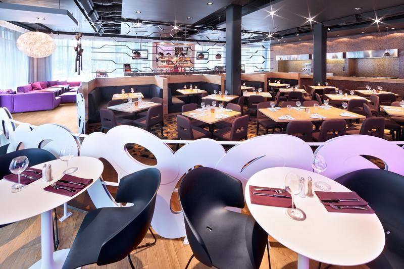 Restaurant warsaw poland furniture by rfm