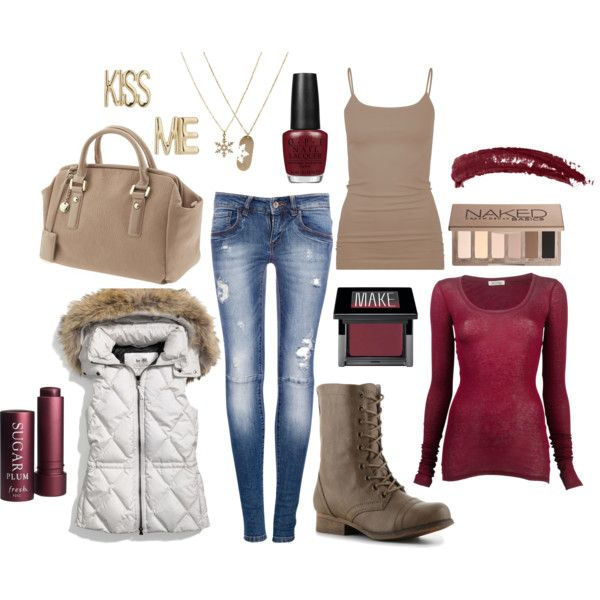 Winter School Outfit, created by jenn-stern on Polyvore ...