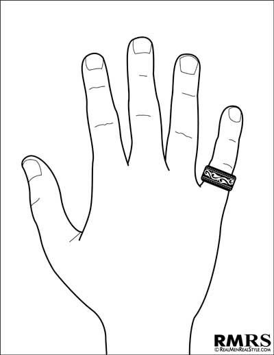 Why Chinese Wear Wedding Ring On Right Hand