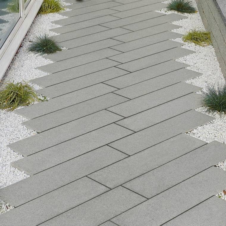 Comment aménager son jardin paysager moderne | pathway | Amenagement ...