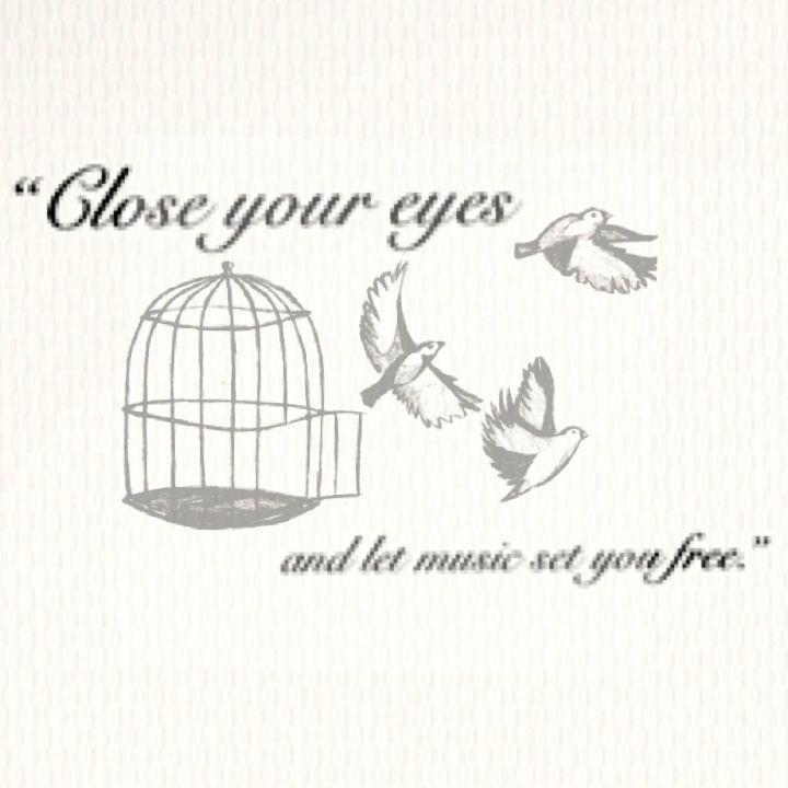 Lyric lyrics opera : Close your eyes and let music set you free - phantom of the opera ...
