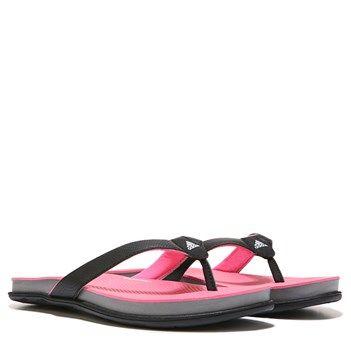 4307c42740c9d adidas Women s Supercloud Plus Thong Sandal at Famous Footwear