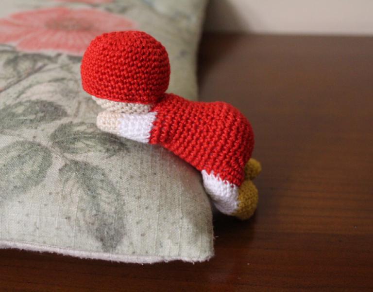 Create A Baby Miniature Crochet Guidecentral Free Pattern Jul