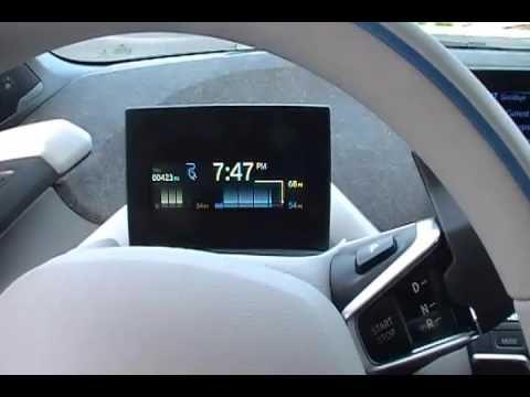 Bmw I3 Charging On Tesla Hpwc Cool Electric Cars Pinterest
