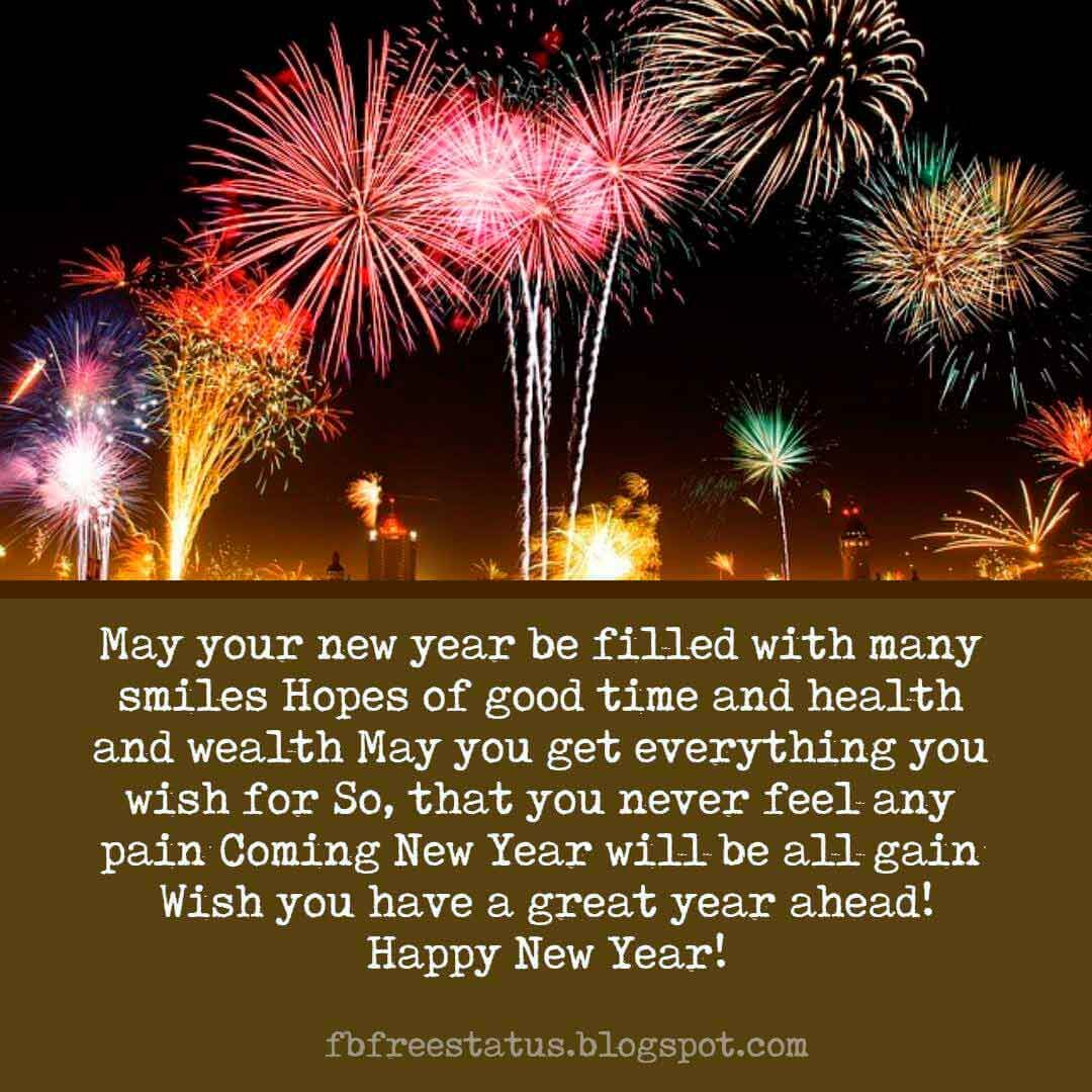 My wish for the New Year Inspirational quotes, Quotes to