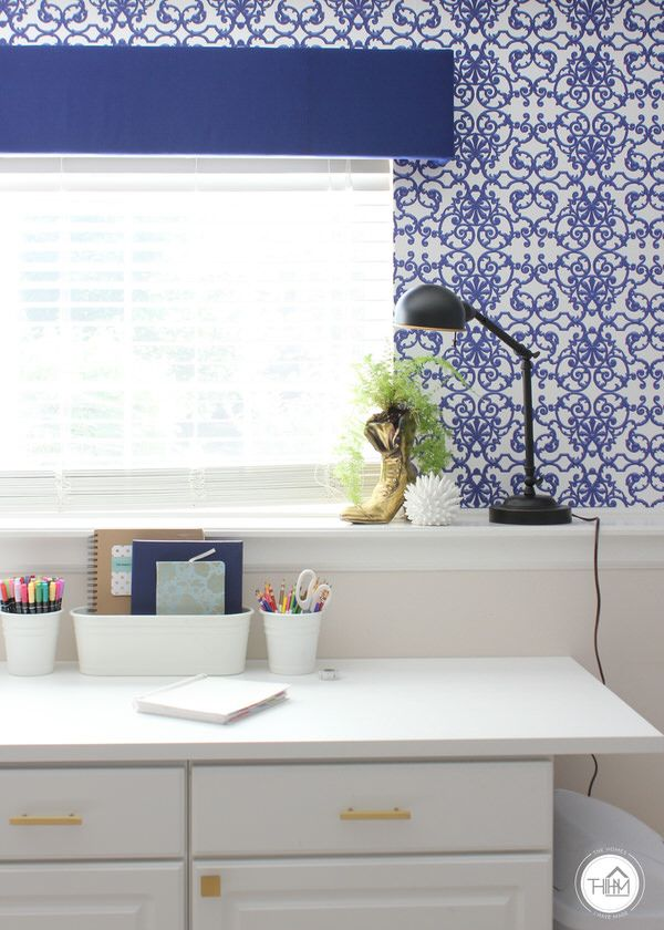 RenterFriendly Wallpaper Installation Yes, You Can