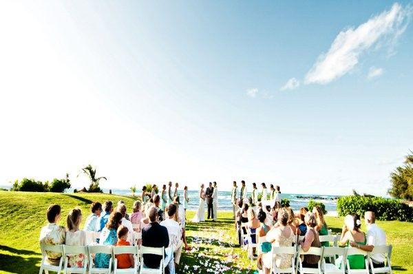 Loulu Palm Weddings Hawaii Venues Lush outdoor space for an
