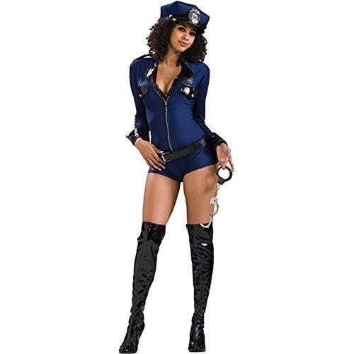 Damen Sexy Polizistin Ab 14 Kostum Idee Zu Karneval Halloween