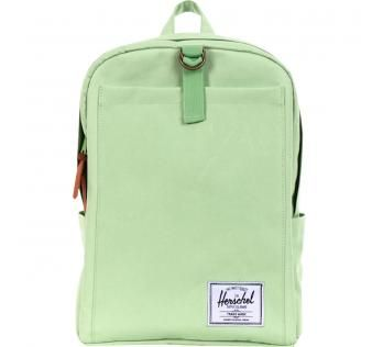 Mint green Herschel bag