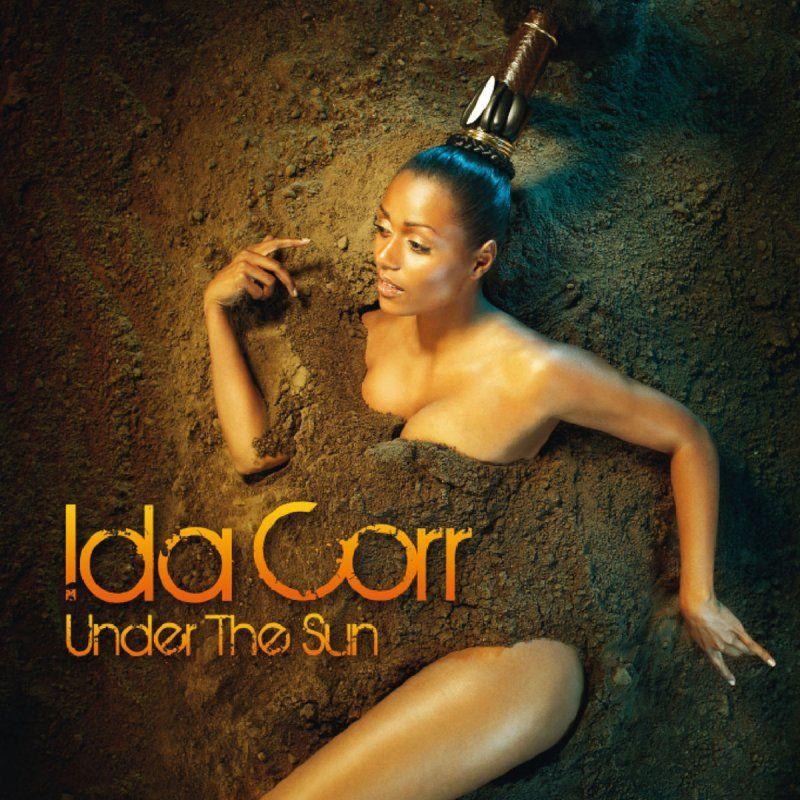Ida Corr, Shaggy – Under the Sun (single cover art)