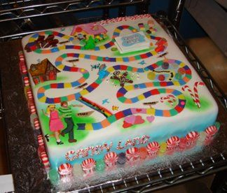 Made by Charm City Cakes Pretty Cakes Pinterest Candy land