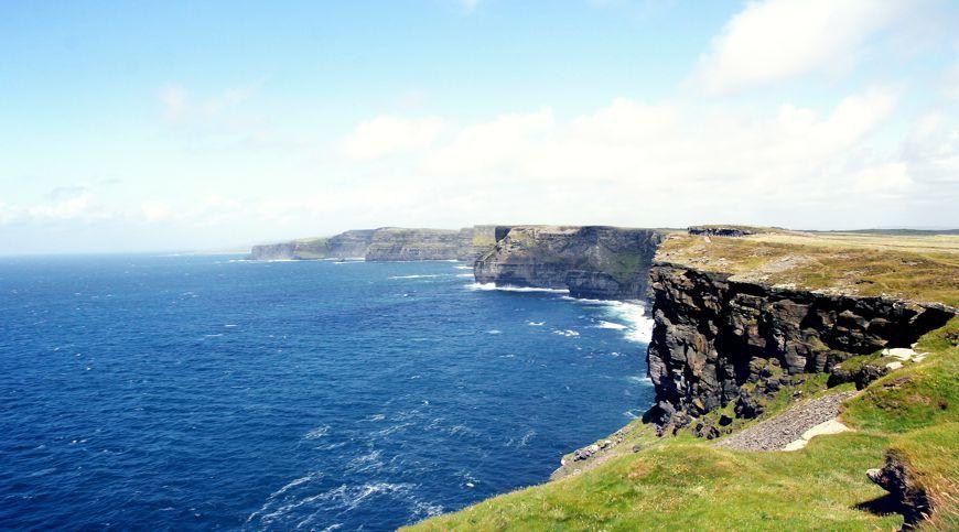 تور چابهار قیمت تور چابهار Cliffs Of Moher Wonders Of The World Landscape Wallpaper