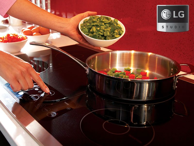 You need a cooktop that is as versatile as you are. http