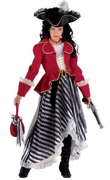 luxus piratin karnevalskost m piratin piratenkost m damen kinderkost m m dchen pinterest. Black Bedroom Furniture Sets. Home Design Ideas