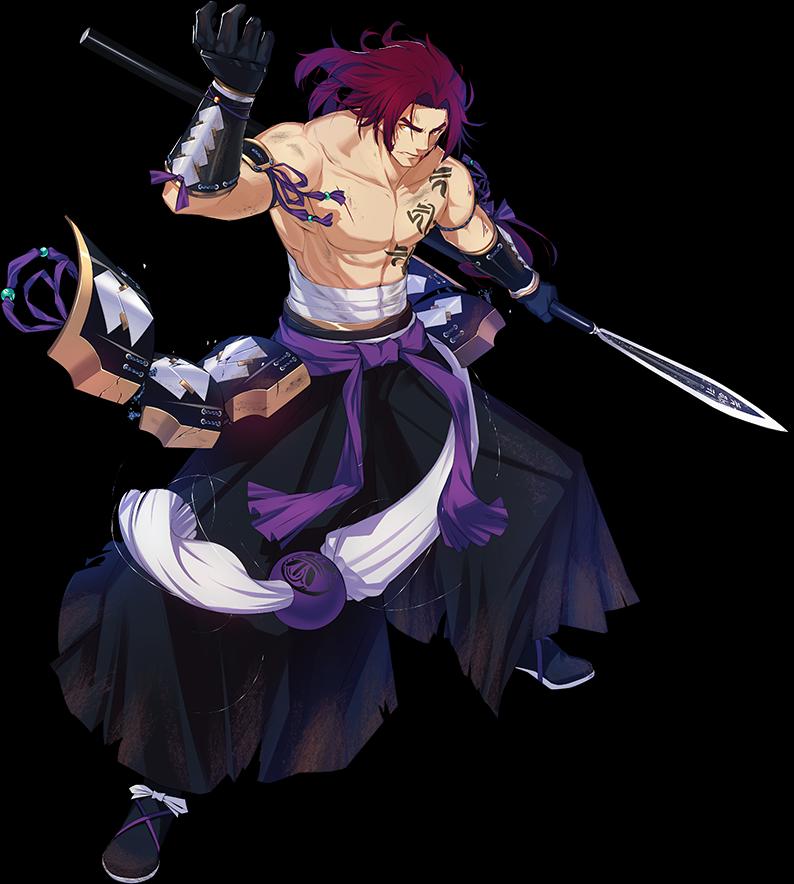Tonbokiri Anime warrior, Touken ranbu, Anime guys
