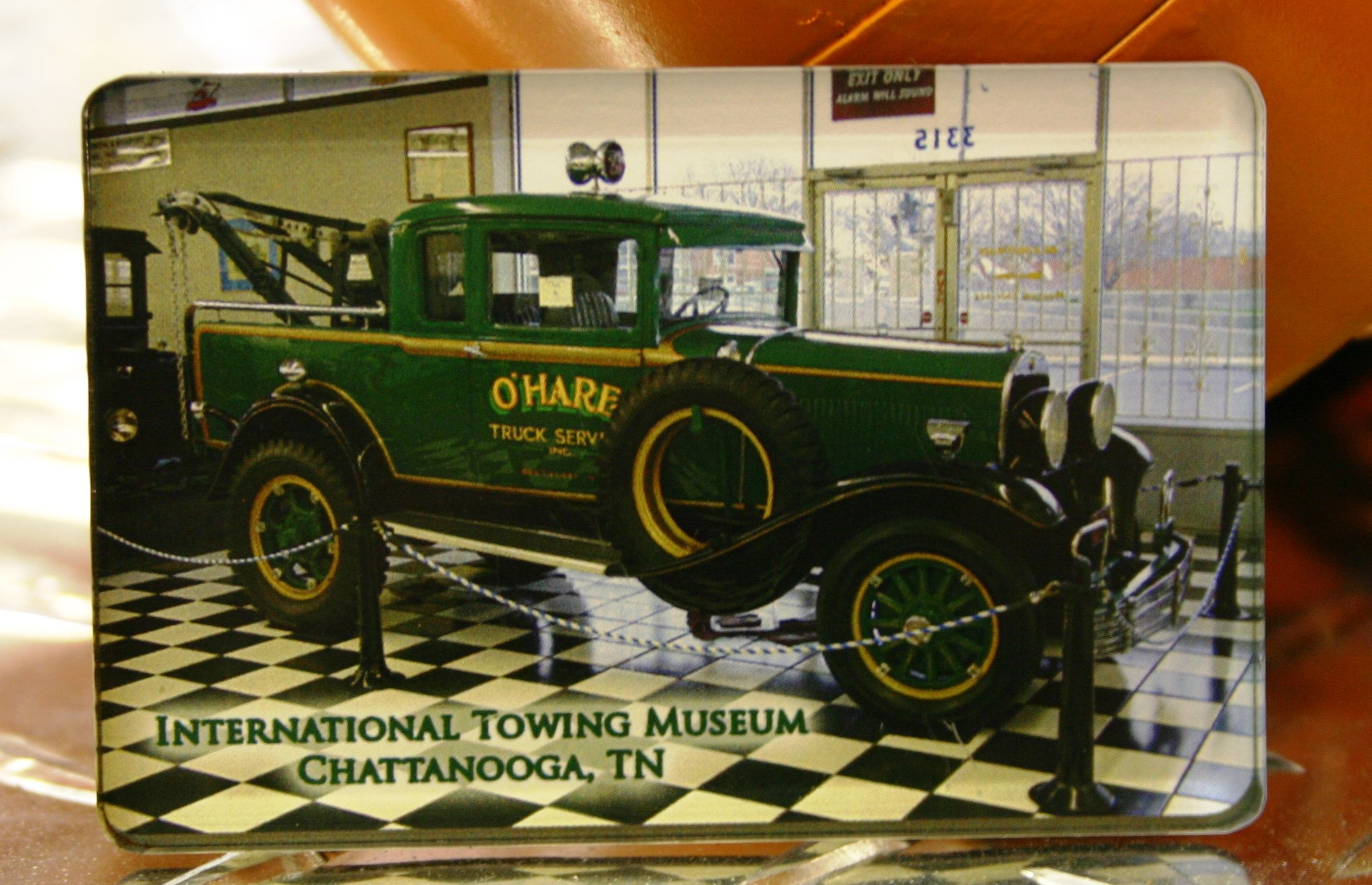 O hare tow trucks and wreckers hare truck magnet international towing recovery