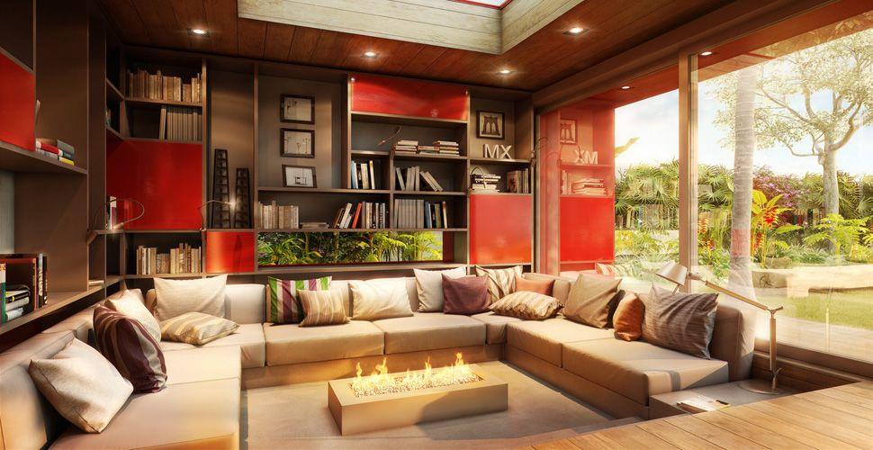 MaxHaus inova no mercado imobiliário com experiência imersiva em stand de vendas.Cliente poderá vivenciar o conceito e diferenciais do empreendimento em uma projeção inédita no segmento de imóveis