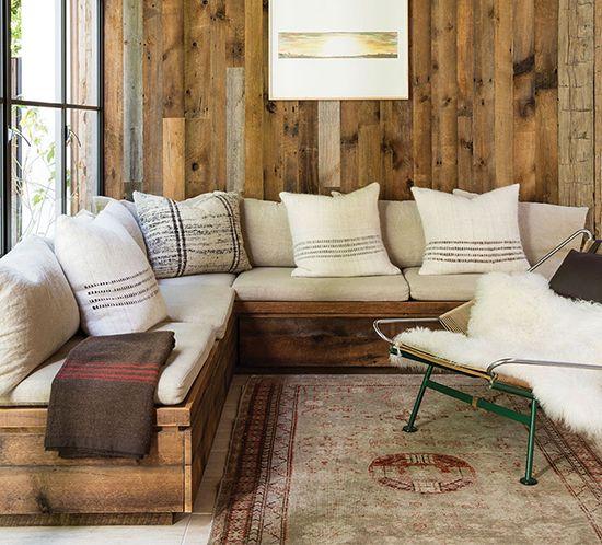 Best Rustic Modern Sofa Designs Rustic Luxe Design Modern 640 x 480