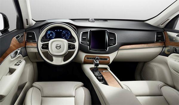 """El Volvo XC90 2014 promete ser el """"más poderoso y ecológico del mundo"""" ▸ http://www.autobild.es/noticias/volvo-xc90-2014-222399"""