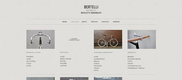 as simple or as complex as the bicycle itself