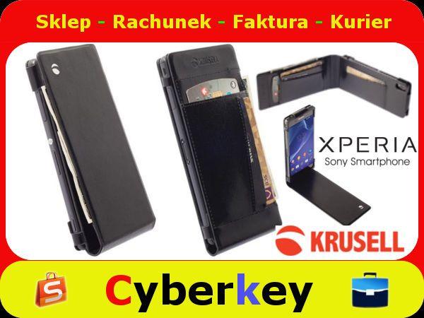 Etui Kalmar Walletcase Sony Xperia M4 Aqua Sony Sony Xperia Kalmar
