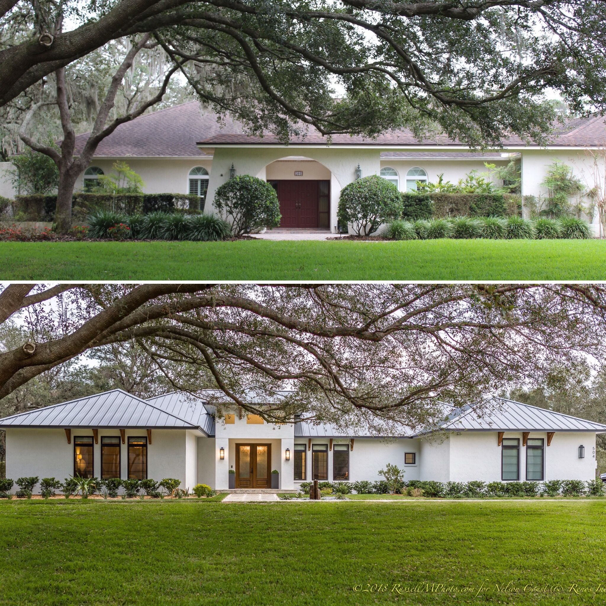 AMAZING Before and After! Home addition and whole home ...