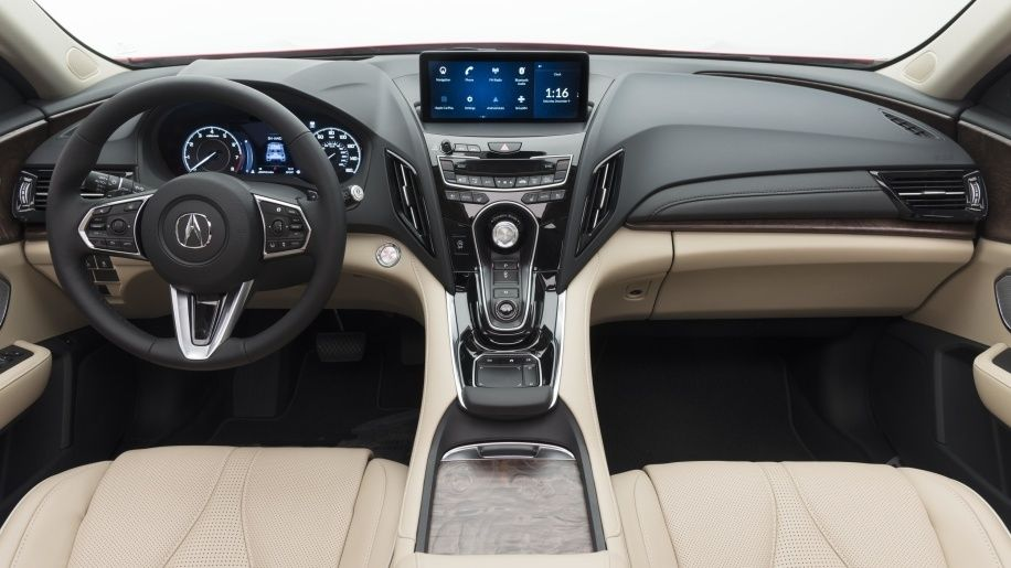 Acura Rdx Technology Package In 2020 Acura Rdx Technology Package Acura