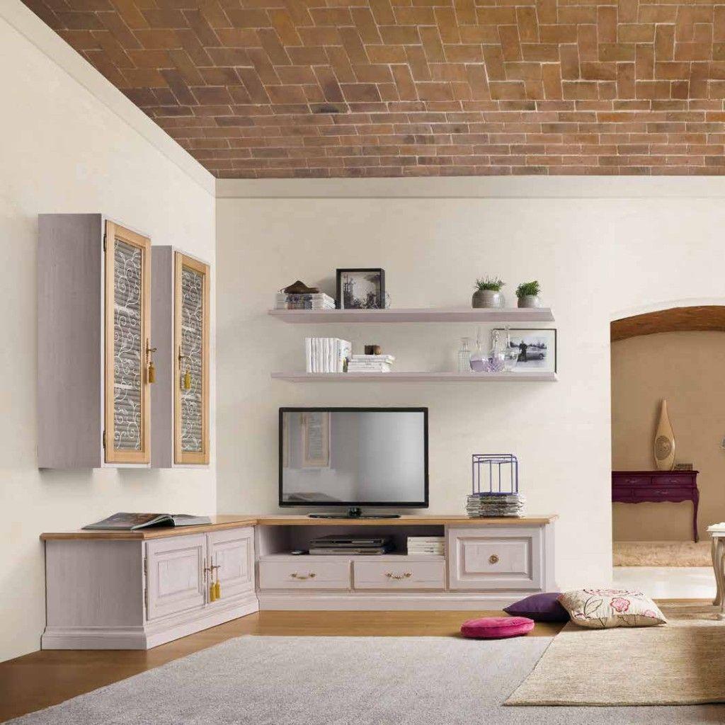 Soggiorno classico modello Ariel, Tonin Casa | Classico | Pinterest ...