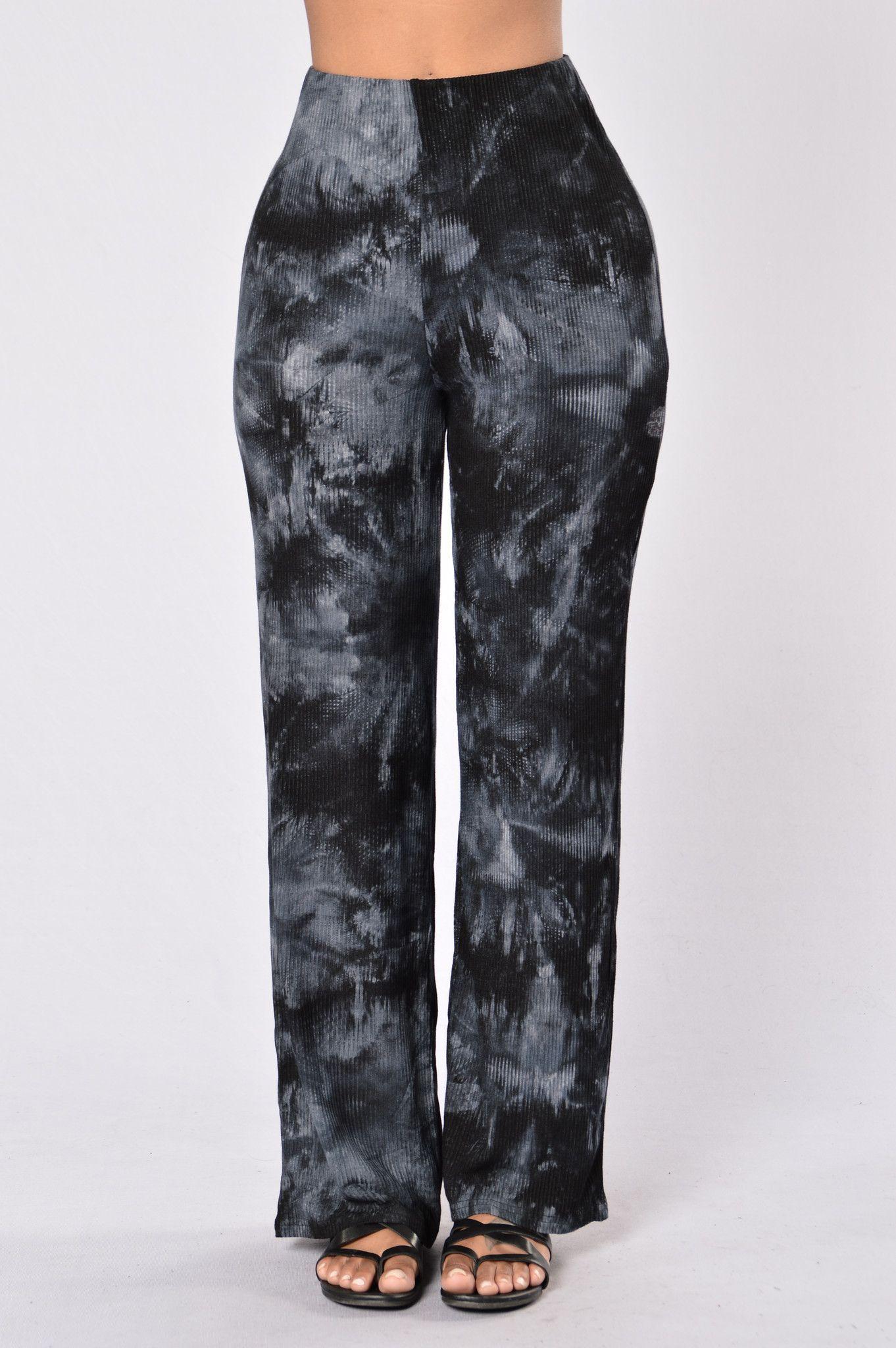 Kickin' It Pants - Black