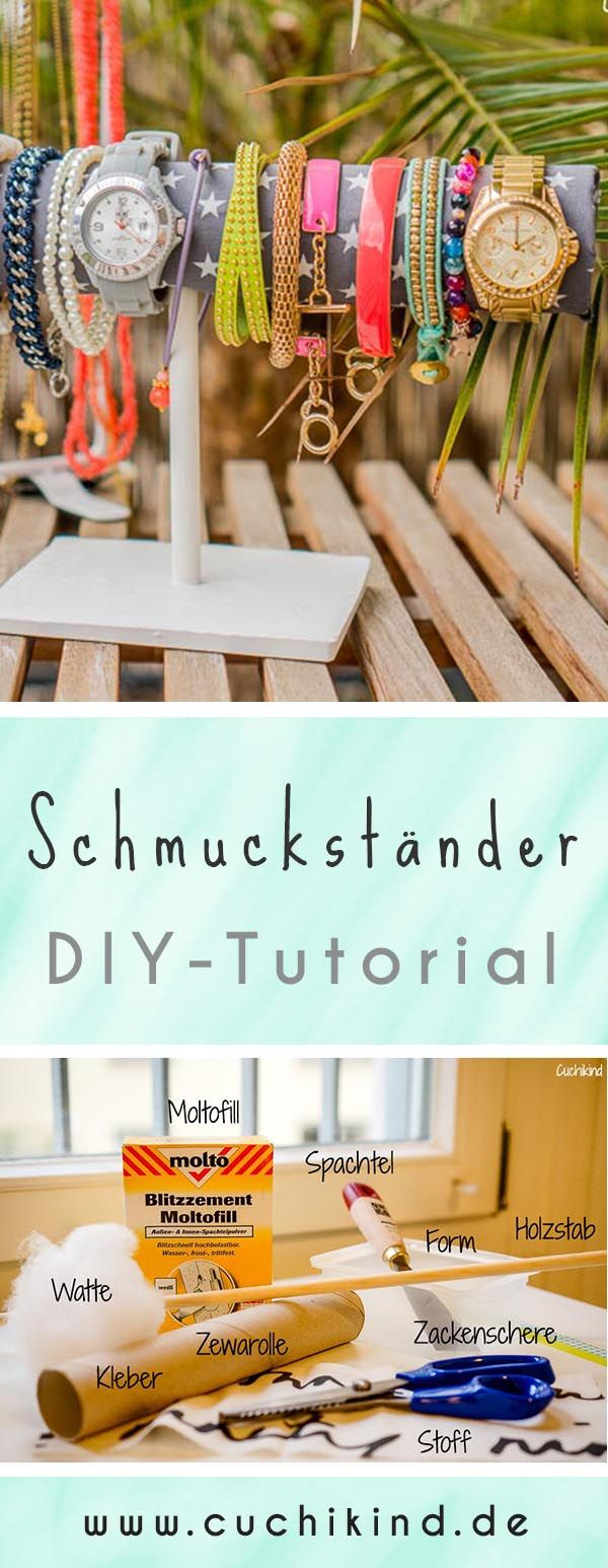 tutorial schmuckst nder selber machen blog cuchikind pinterest schmuckst nder armband. Black Bedroom Furniture Sets. Home Design Ideas