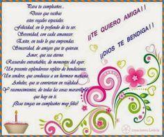 Mensajes De Cumpleaños Para Mi Mejor Amiga Happy Birthday Notes Happy Birthday Images Birthday Quotes