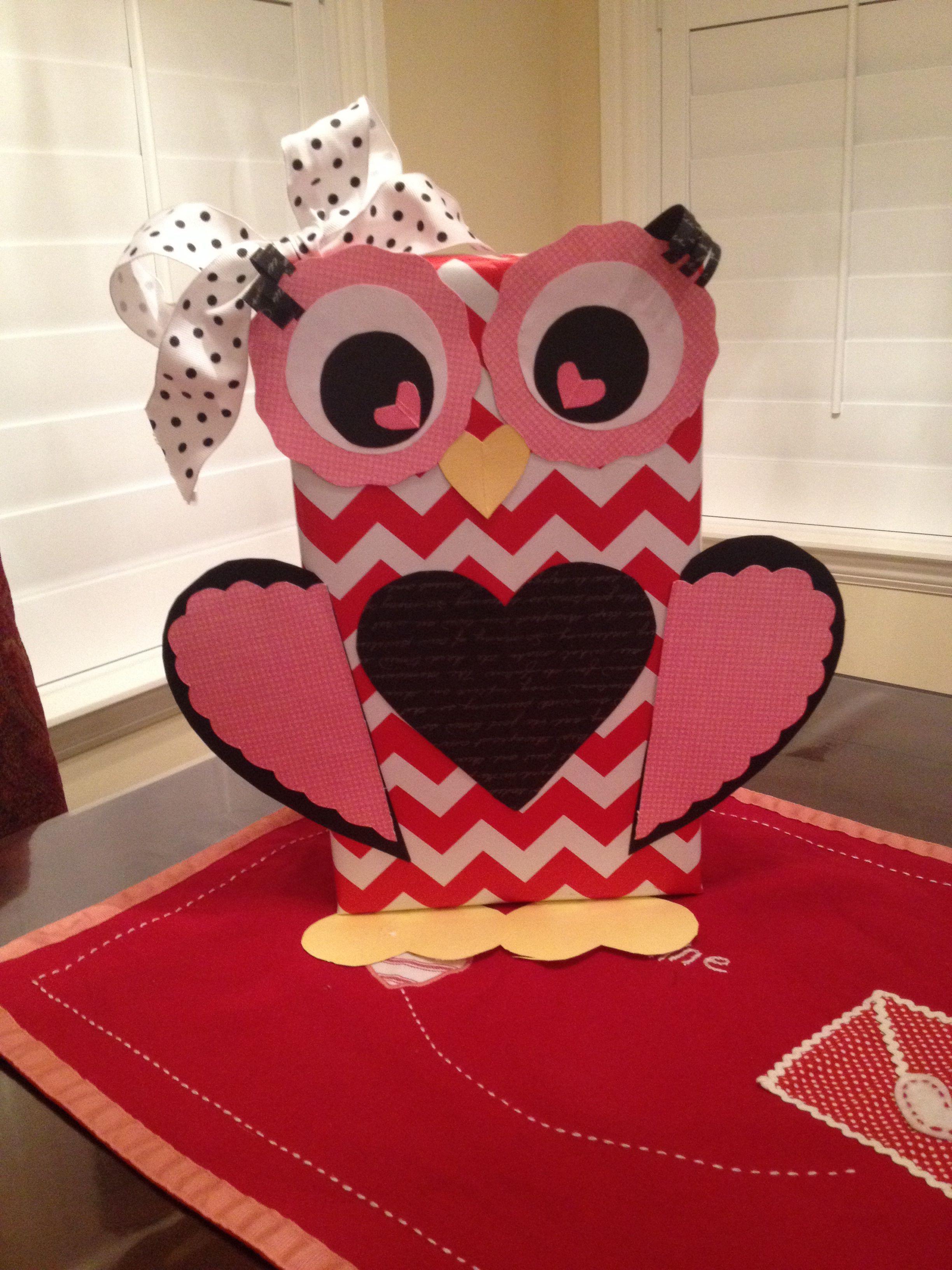 valentine owl craft free preschool crafts - HD2448×3264