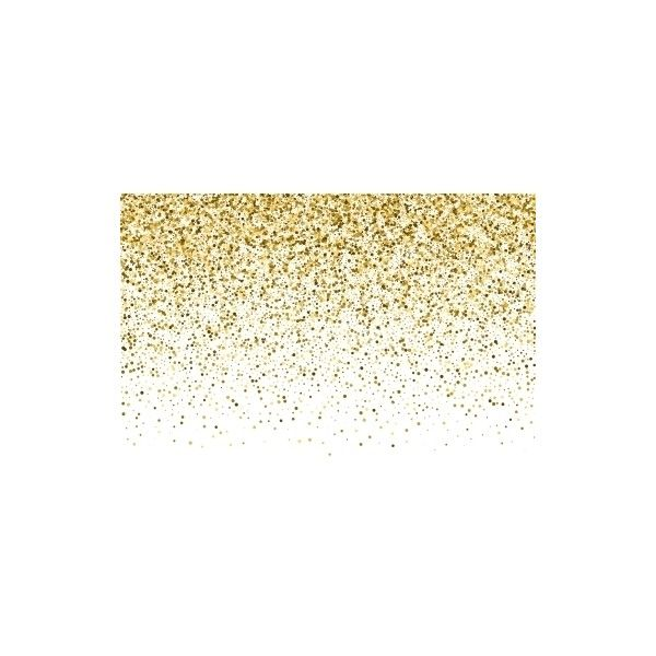 Background With Gold Glitter Vector Liked On Polyvore