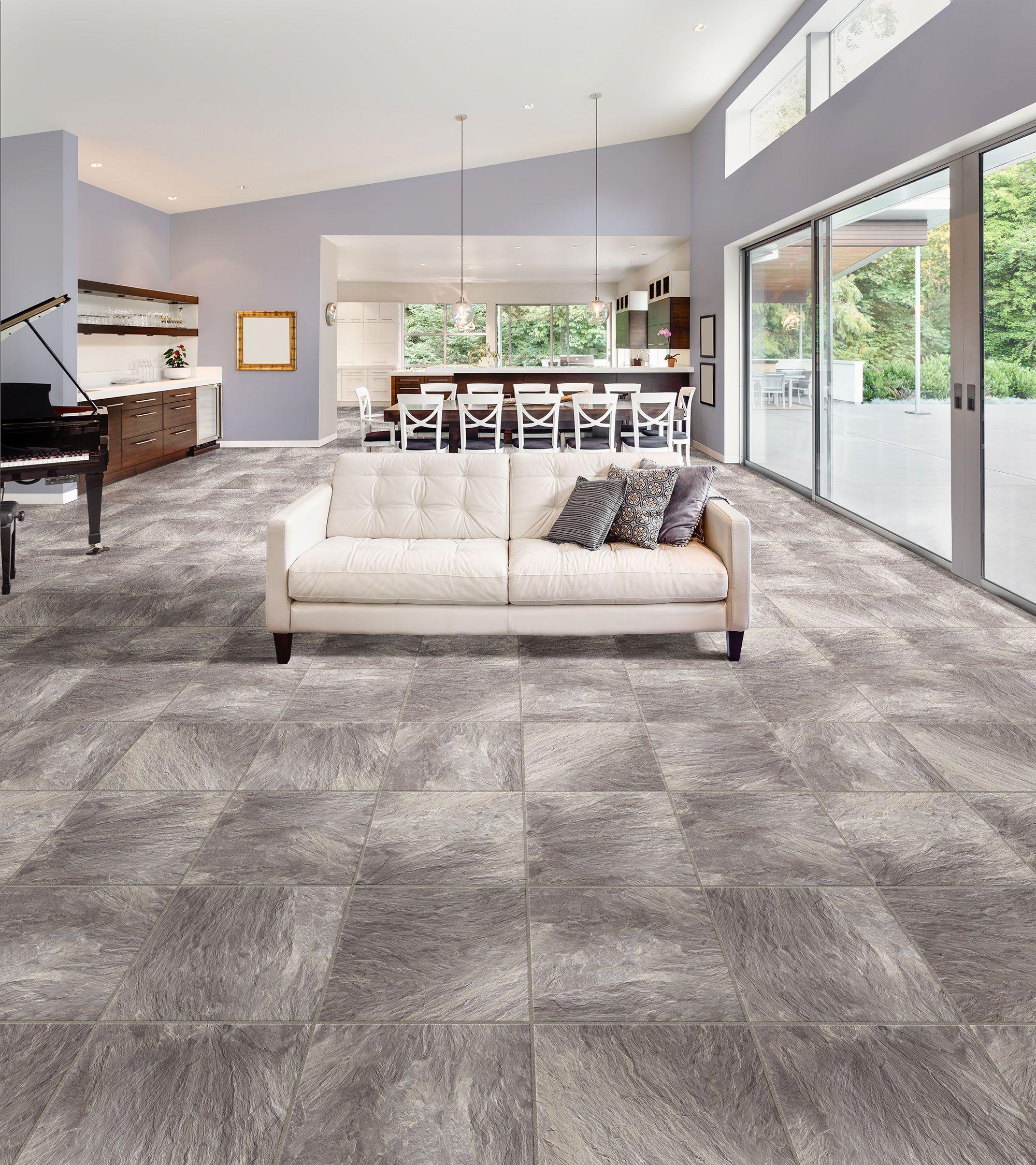 Clean Slate Day's End Flooring, Luxury vinyl flooring