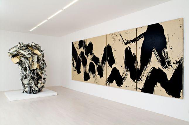 My Private Passion Sammlung Hubert Looser Im Bank Austria Kunstforum 26 04 2012 15 07 2012 Kunst Abstrakt Sammlung